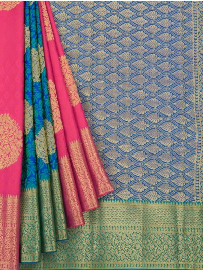 MID6205022-Vivaha Wedding Silk Saree