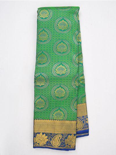 MHC1990724-Vivaha Wedding Silk Saree