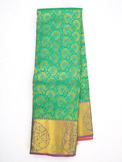 MHC2032147-Vivaha Wedding Pure Silk Saree