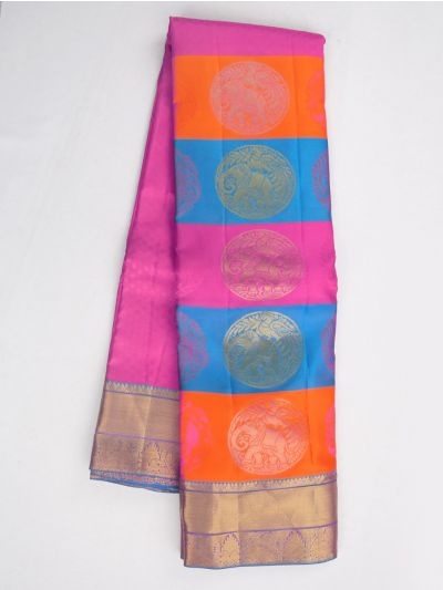 MHC2219054-Vipanji Traditional Silk Saree