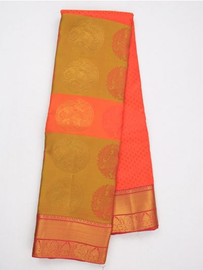 MHC2219055-Vipanji Traditional Silk Saree