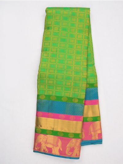 MHD2524279-Vipanji Traditional Silk Saree