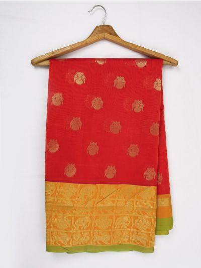 Chamelli Exclusive Cotton Saree - MFB5855271