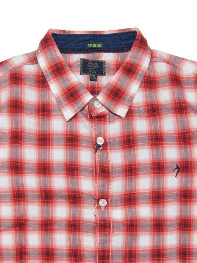 MJA7083338 - Boys Branded Casual Shirt