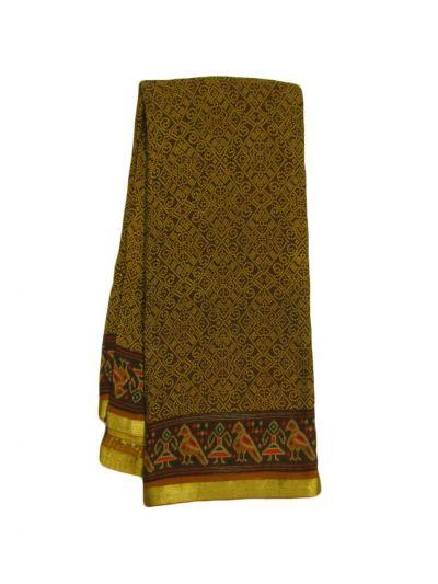 EKM-MJD8362501- Crepe Silk Saree
