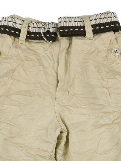 NIE8575056 - Boys Casual Half Trouser