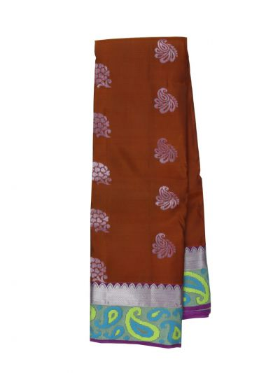 Gift Art Silk Saree - NIB6061152