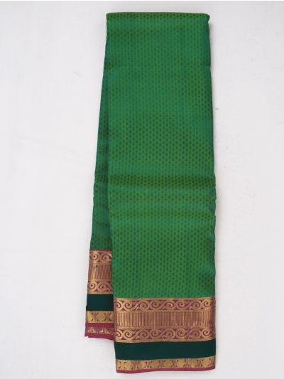 Bairavi Traditional Gift Art Silk Half & Half Saree - MHA1155601