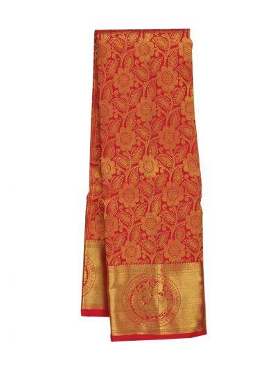 Vivaha Goddess Pure Kanchipuram Silk Saree - NGB9032666