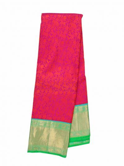 Vivaha Wedding Silk Saree - NCA0030211