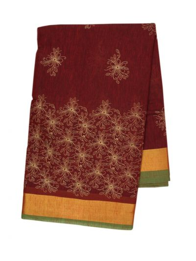 Silk Cotton Saree  - NLA4616838