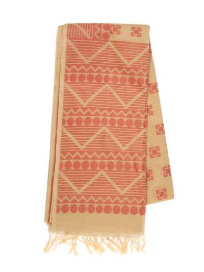 Kora Cotton Saree - NKD3905166