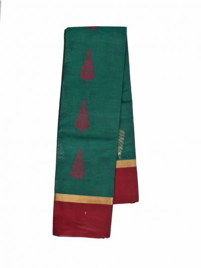 Kanchi Cotton Saree - NLA4538767