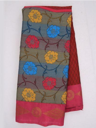 MID4729887-Kyathi Fancy Thanjui weaving Saree