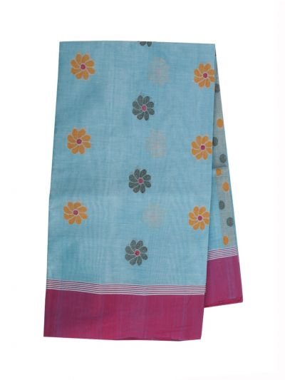 Kanchi Cotton Saree - NKD3876268