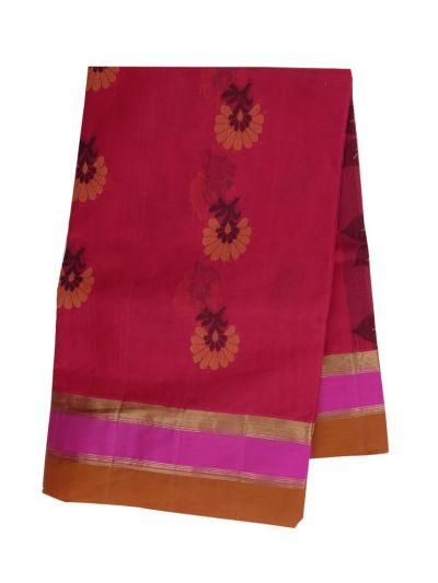 Kanchi Cotton Saree - NKD3876267