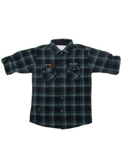 NGD2767609 - Boys Fancy Cotton Shirt