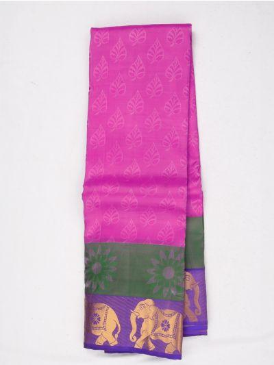 Bairavi Traditional Silk Saree - MGA7288741