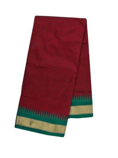 Nine Yards Silk Saree - OAB1144038