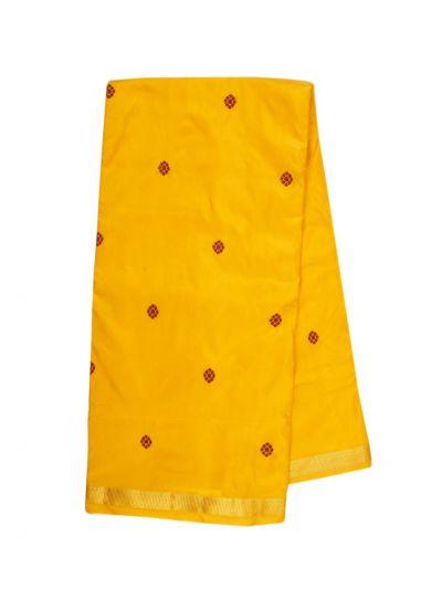 Handloom Nine Yards Saree - ODA2259663