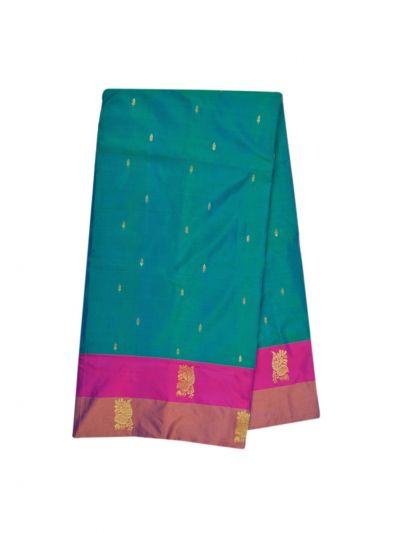 Handloom Nine Yards Saree - ODA2259664