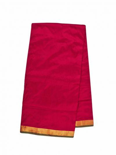 Handloom Pure Silk Nine Yards Saree - OAB1275287