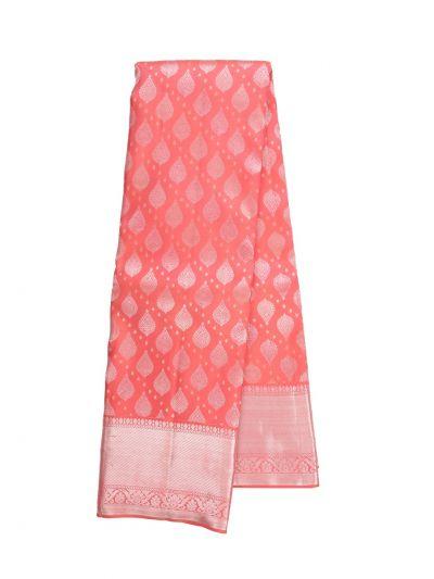 Vivaha Kanjipuram Bridal Pure Silk Saree - OEC5991379