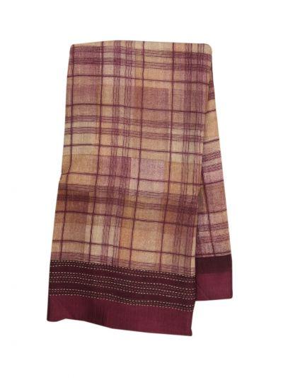 Fancy Pure Tussar Silk Printed Saree - OAA0224350