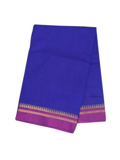 Nine Yards Sayana Cotton Saree - OAA0294315