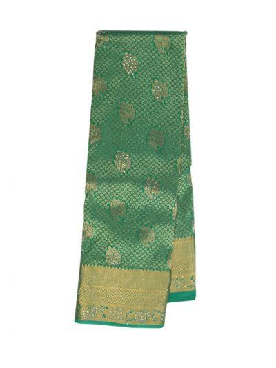 Traditional Silk Stone Work Saree - NJD1817576