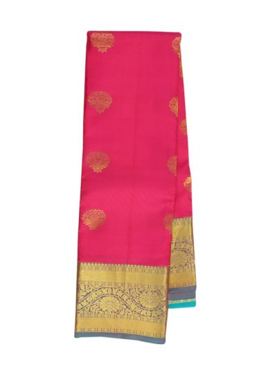 Traditional Silk Saree - NKD4348453