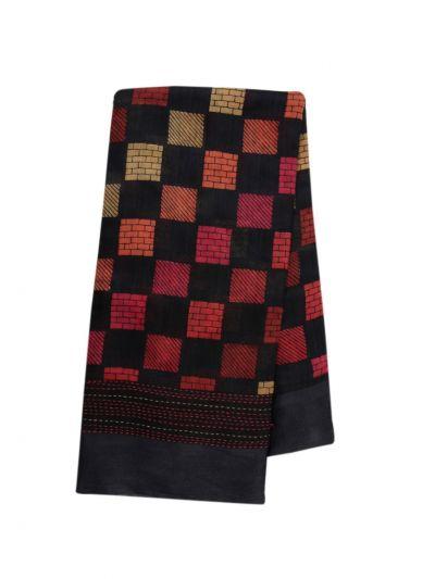 Fancy Pure Tussar Silk Printed Saree - OAA0224372