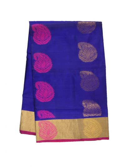 Soft Silk Mix Saree - OAB0813109