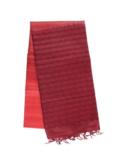 Fancy Tussar Silk Weaving Saree - OEA4136523