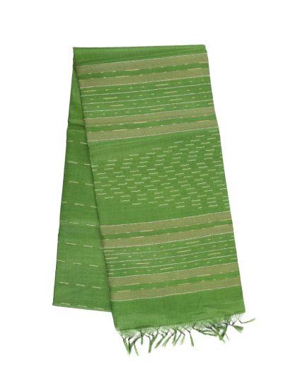 Fancy Tussar Silk Weaving Saree - OEA4544036
