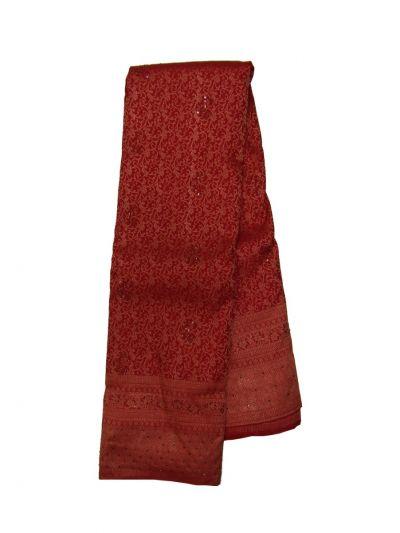 Vivaha Wedding Pure Kanchipuram Stone Work Silk Saree - EKM - OEC6311638