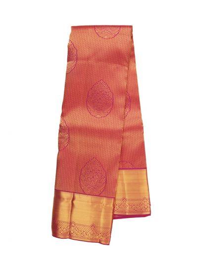 Vivaha Wedding Pure Kanchipuram Silk Saree - OFB8731926