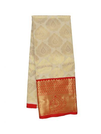 Silk Pavadai Dhavani Material Set - OFA7900136