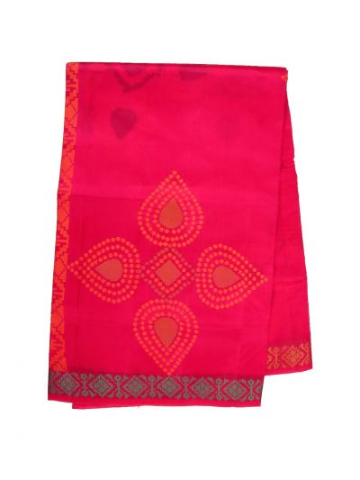 Fancy Tussar Silk Saree - ODD3966688