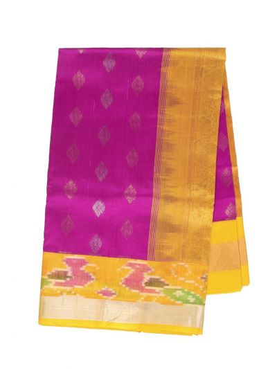 Arani Silk Cotton Saree - ODB2735804