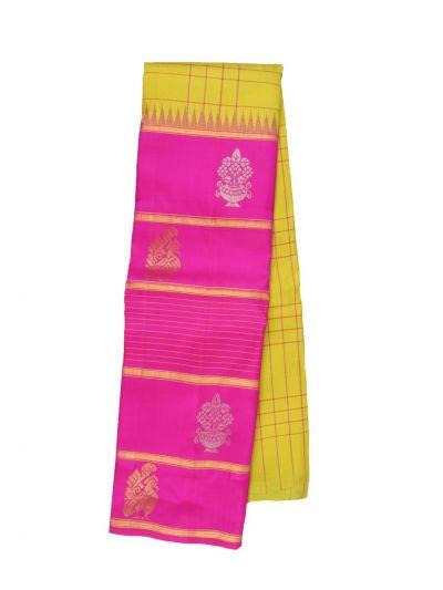 Vivaha Wedding Silk Saree - OEC6460793