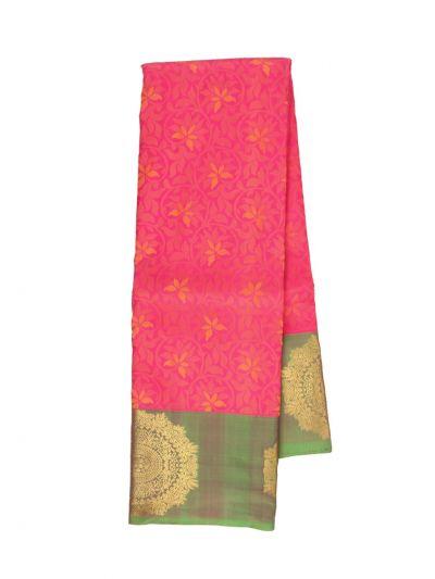Traditional Embossed Uppada Silk Saree - OAC1699895
