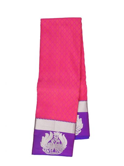 Traditional Embossed Uppada Silk Saree - OAC1699920