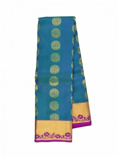 Traditional Embossed Jari Butta Silk Saree - OEA4582890