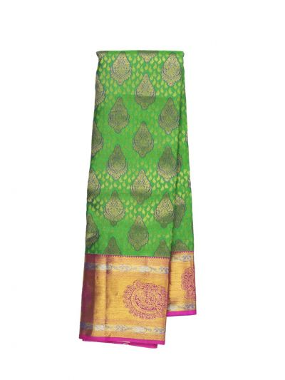 Vivaha Exclusive Wedding Kanchipuram Silk Saree - OEC6479703