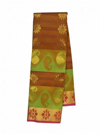 Gift Art Silk Saree - OED6858919