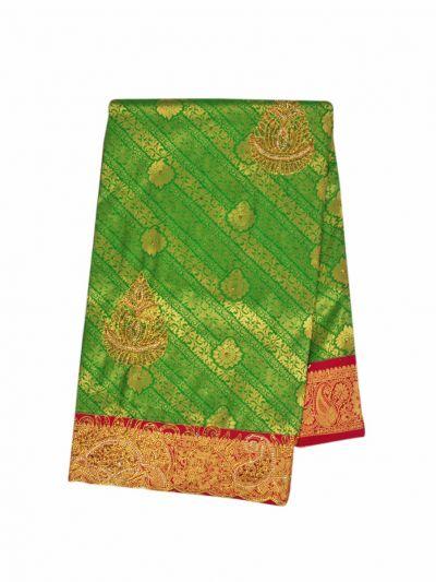 Traditional Stone Work Silk Saree - OFB7961085