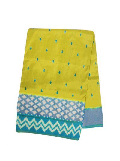 Pochampally Handloom Pure Ikat Silk Saree - OFA7674191
