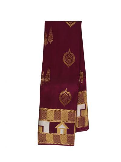 Traditional Silk Saree - NKD4075661