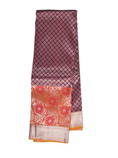 Traditional Uppada Silk Saree - NKA1872118